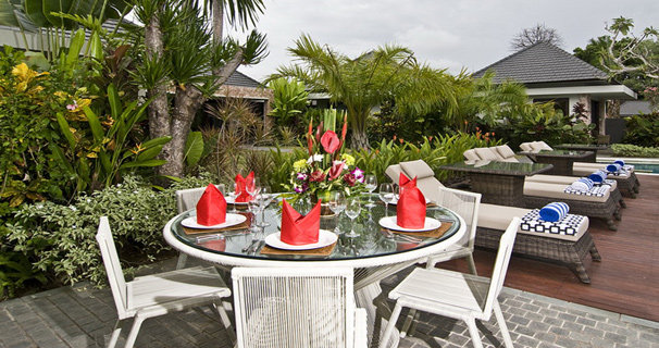 Sanur Royal Beach Villa 6