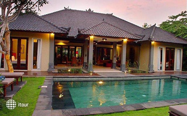 Villa D'suite Seminyak Bali 1