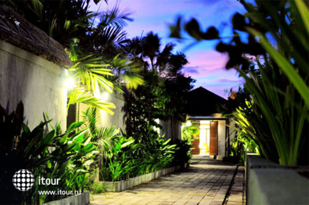 Djabu Boutique Hotel And Villas 1