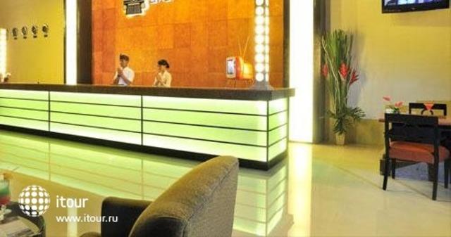 Kuta Station Hotel & Spa 5