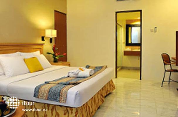 Kuta Station Hotel & Spa 2