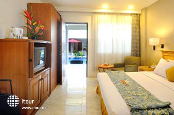 Kuta Station Hotel & Spa 3