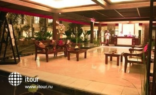 Best Western Resort Kuta 6