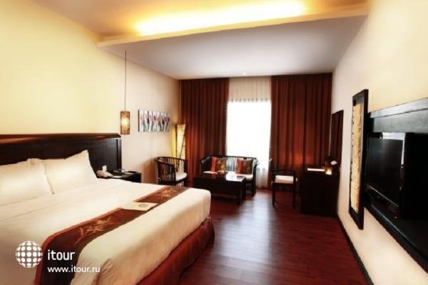Best Western Resort Kuta 10