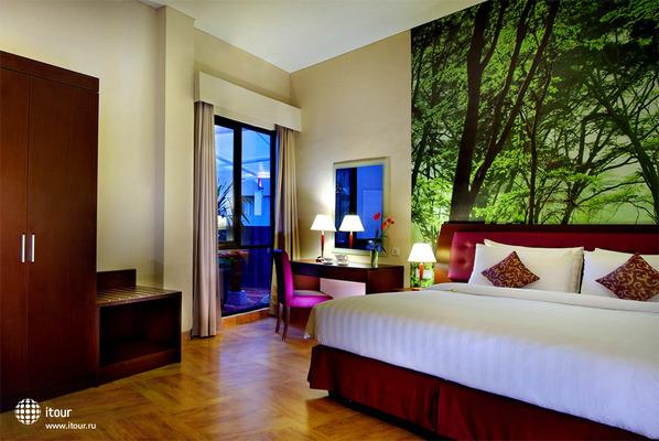 Quest Hotel Kuta Central Park 3