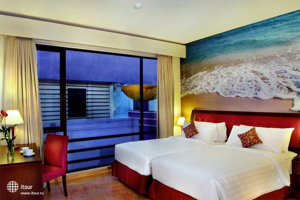 Quest Hotel Kuta Central Park 9