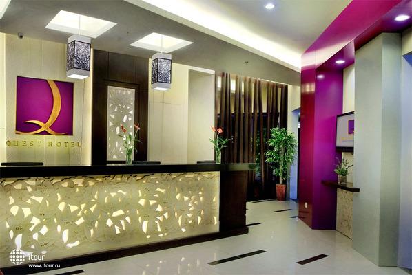 Quest Hotel Kuta Central Park 10