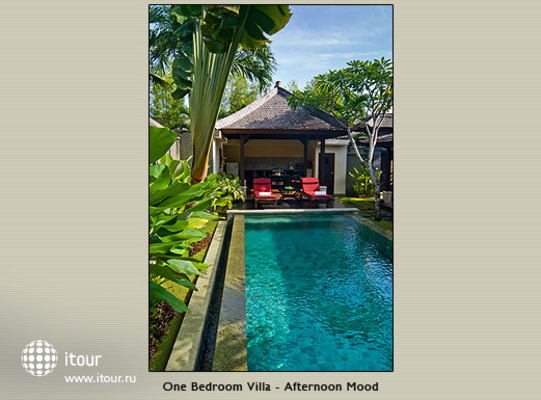 The Ulin Villas & Spa 1