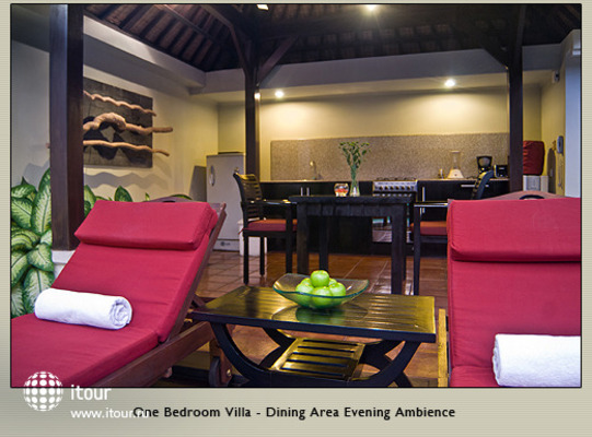 The Ulin Villas & Spa 6