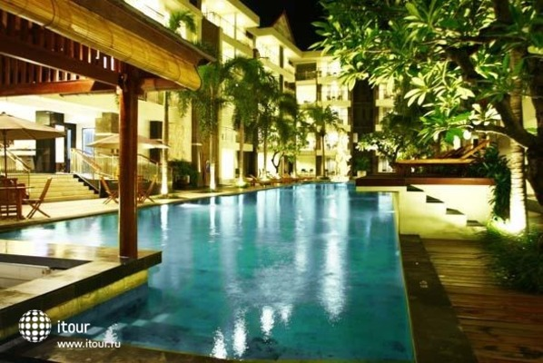 Bali Kuta Resort By Swiss Belhotel 2