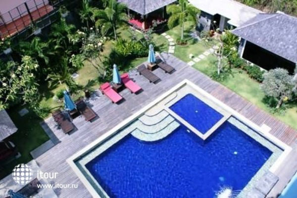 Grand Jimbaran Boutique Hotel & Spa 1