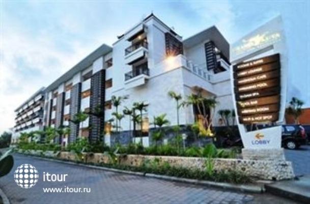 Grand Kuta Hotel And Residence 1