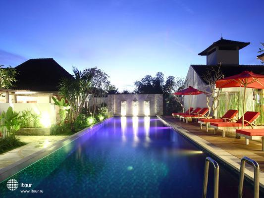 Ivory Resort Seminyak 1