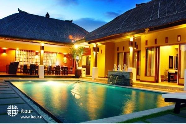 Dalang Alang Villa 1