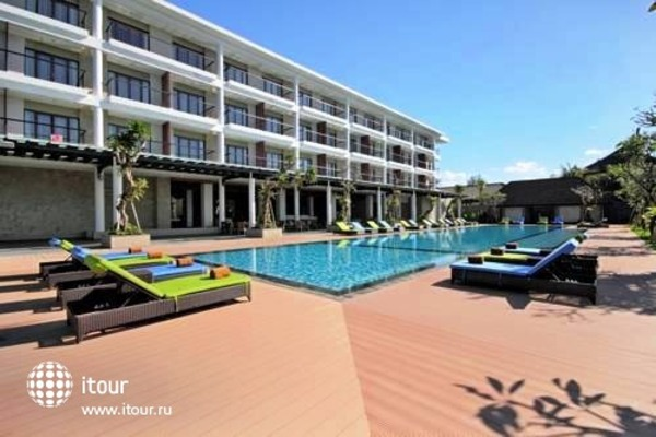 Santika Siligita Hotel 1