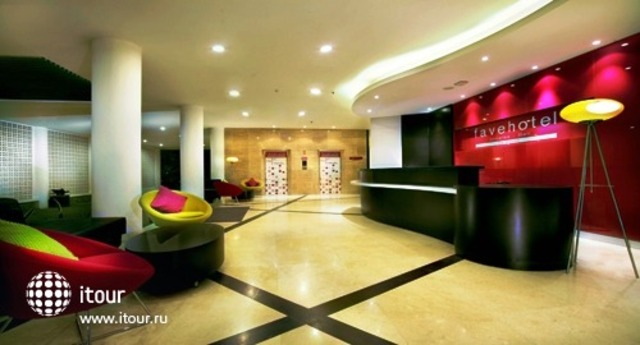 Fave Hotel Umalas 10