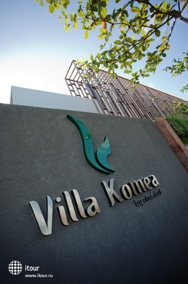 Villa Komea 6