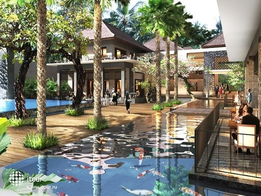 Centara Grand Nusa Dua Resort & Villas 5