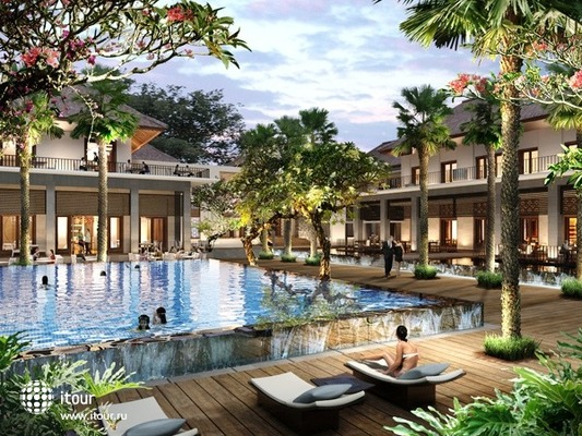 Centara Grand Nusa Dua Resort & Villas 2