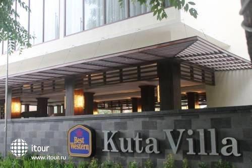 Best Western Kuta Villa 4