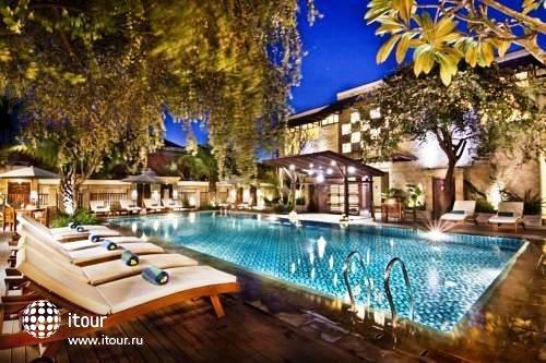 Best Western Kuta Villa 1
