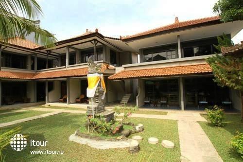 Amazing Kuta Hotel 4