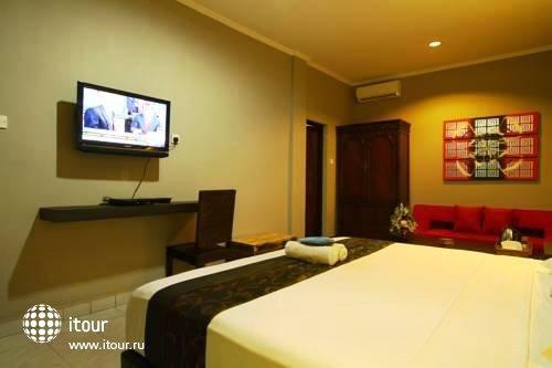 Amazing Kuta Hotel 10