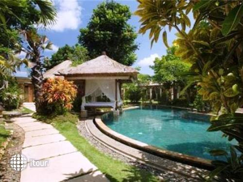 Mimosa Jimbaran Bali Villa 4