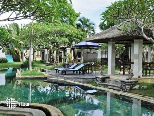 Mimosa Jimbaran Bali Villa 2