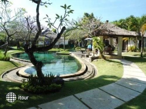 Mimosa Jimbaran Bali Villa 1
