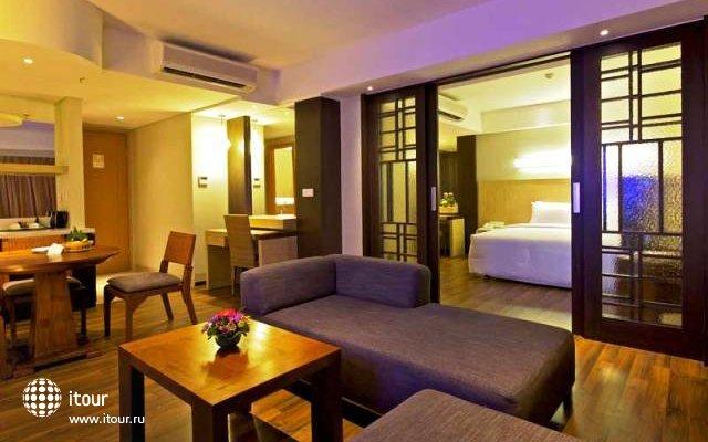 Bintang Kuta Hotel 4
