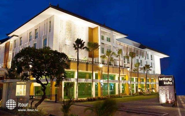 Bintang Kuta Hotel 9