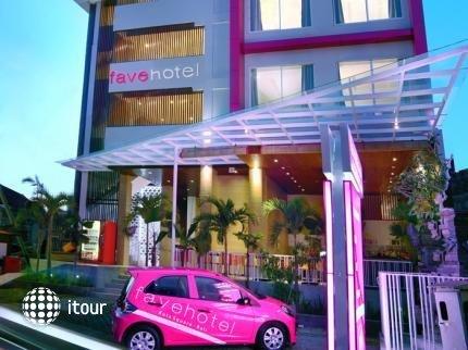 Favehotel Kuta Square 10