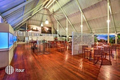 The Kuta Beach Heritage Hotel 4