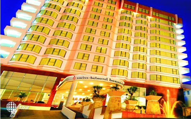 Swiss Belhotel Borneo Samarinda 1