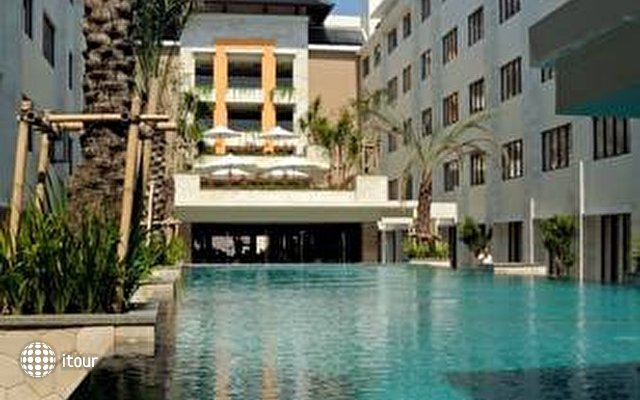 Bali Wood Property At Aston Kuta Residence 1