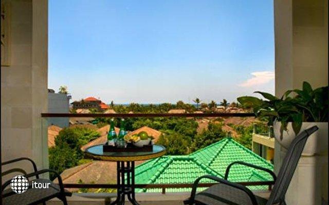 Bali Wood Property At Aston Kuta Residence 6