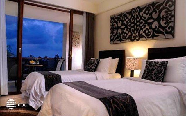 Bali Wood Property At Aston Kuta Residence 7