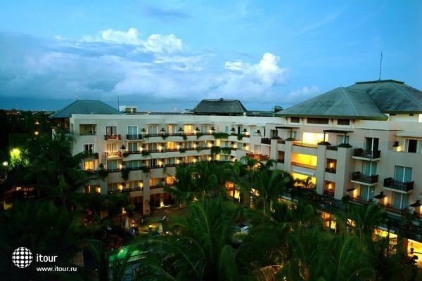 Kuta Paradiso Hotel Resort 1