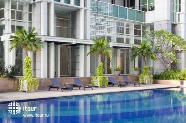 Fraser Residence Sudirman Jakarta 1