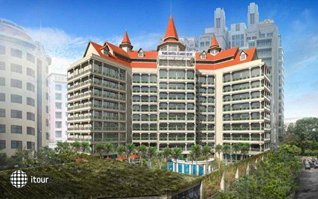 Park Hotel Clarke Quay 1