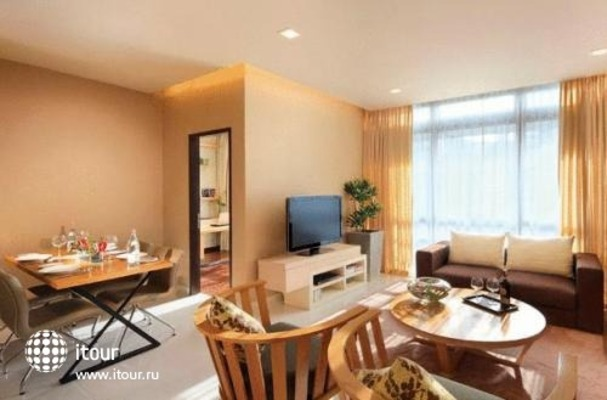 Parkroyal Serviced Suites 9