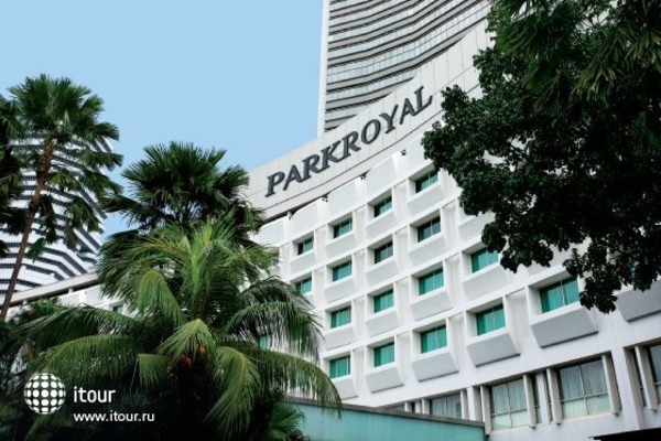 Parkroyal Serviced Suites 1