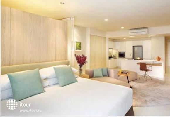 Parkroyal Serviced Suites 3