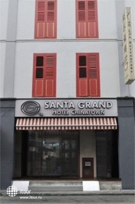 Santa Grand Hotel Chinatown 4