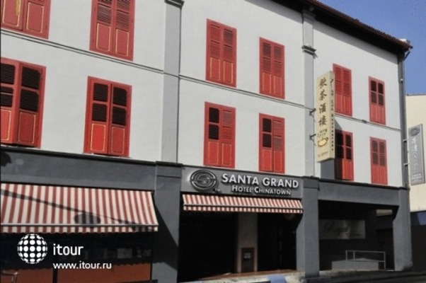 Santa Grand Hotel Chinatown 1