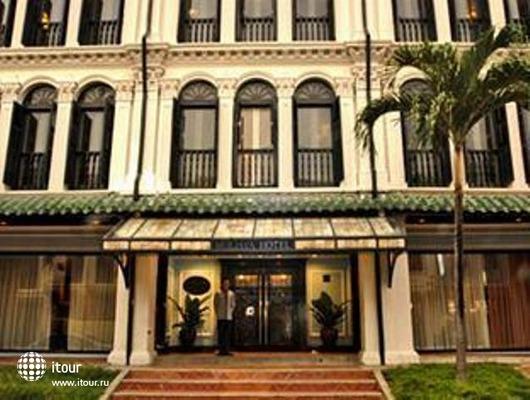 Berjaya Singapore Hotel 4