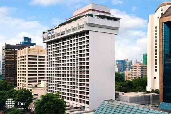 Hilton Singapure 1