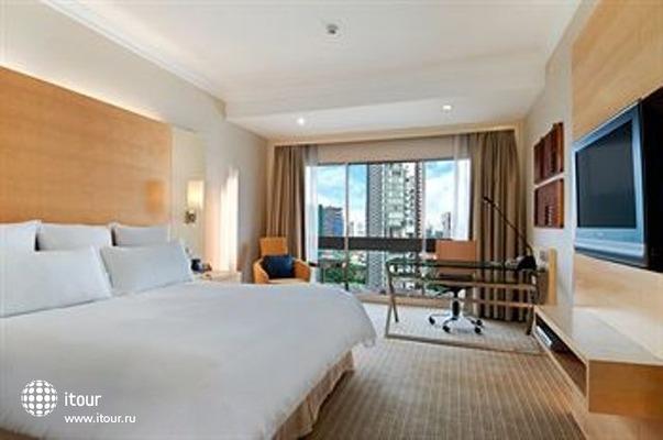 Hilton Singapure 10