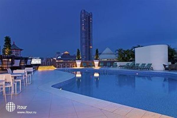 Hilton Singapure 2